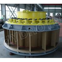 Wholesale Reaction Turbine Kaplan Hydro Turbine / Kaplan Water Turbine with Stainless Steel Runner Blades from china suppliers
