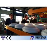 Wholesale Eco Friendly High Speed PS Foam Plate Making Machine With Automatic Robot arm from china suppliers