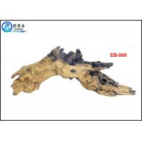 Wholesale Aquarium Resin Driftwood Ornaments , Handmade Tree Root Aquarium Decaration from china suppliers