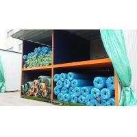 Wholesale 35mm C Shape  Three Tones Color 15750 Density Garden Artificial Grass from china suppliers