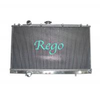 Wholesale Automobile Racing Aluminum Radiator for MITSUBISHI LANCER EVO 4,5,6 1997-2000  MT from china suppliers