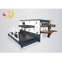 Wholesale Semi - Automatic Die Machines For Cutting Paper Flat To Flat from china suppliers
