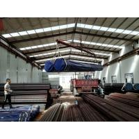 EN10216 T12 P91 Hot Rolled Steel Tube 1mm - 120mm Wall Thickness PE Coated for sale