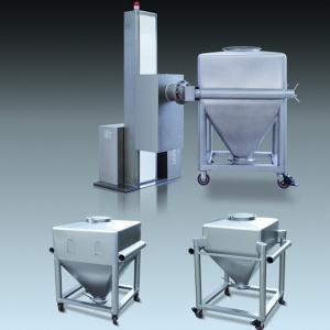 Wholesale Coffee Powder Pharma Fixed Hydraulic Lifter , Pharma Medicine Process Machinery from china suppliers