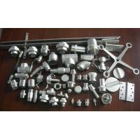Buy cheap stainless Steel Precision Casting Pipe fittings elbow tee coupling union nut from wholesalers