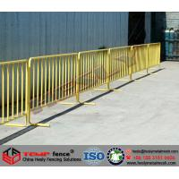 Wholesale Anping Crowd Control Barriers, Crowd Control Fence from china suppliers