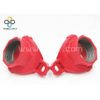 CCC FM UL Good quality  Mechanical Cross S Ductile iron grooved fittings
