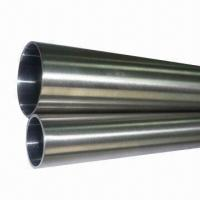 Wholesale 304/304L/316L Seamless Stainless Steel Pipes/Tubes, Various Finishes are Available  from china suppliers