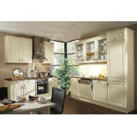 Wholesale Chocolate Glaze Maple Kitchen Cabinet from china suppliers
