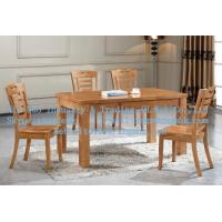 Wholesale Solid wood dining tables and chairs, wooden dining table, wooden dining chairs from china suppliers