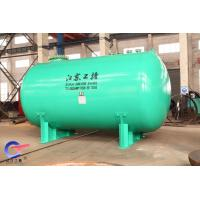 Wholesale Chemical Storage Tank with industial enamel , F 5000L glass lined steel pressure tank from china suppliers