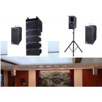 Wholesale Active Line Array Sound System Small Mini Pa Speaker , Conference Audio System from china suppliers