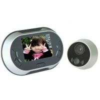 Wholesale Islamic product 3.5 inch color screen automaticaly door viewer doorbell TV connection from china suppliers