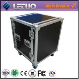 Wholesale LT-FC174 aluminum ata road flight case 12u shock mount flight case rack from china suppliers