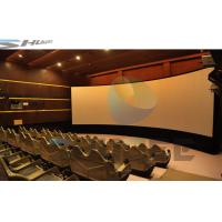 Wholesale The most popular and great 5D movie cinema theater equipment / 5D Movie Theater from china suppliers