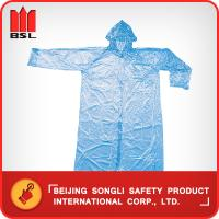 Wholesale SLF-9086  poncho quadrate rain cape (rain coat) from china suppliers