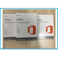 Wholesale 3.0 USB Microsoft Office  2016 Professional Pluswith Original Key Card from china suppliers