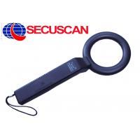 Wholesale Prisons Mini Super hand held security Scanner metal detectors for detect gun weapons from china suppliers