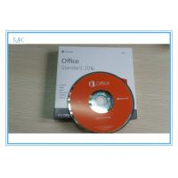 Wholesale Microsoft Office 2016 Standard DVD Retail Pack Office 2016 Pro Key Activation Online from china suppliers