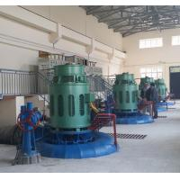 Wholesale 500kW Packaged Vertical Francis Hydro Turbine Hydro Power Generator from china suppliers