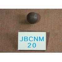 Wholesale D 20mm Grinding Media Balls / Carbon Steel Ball for Copper Mining High Hardness 62-63HRC from china suppliers