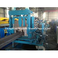 Wholesale 3 Roller C Z Purlin Roll Forming Machine For Large Warehouse 2 - 3mm Thickness from china suppliers