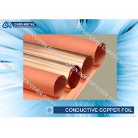 Wholesale Electrolytic Conductive Copper Foil Shielding , ED Copper Foil 1290mm from china suppliers