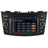 Quality android suzuki swift 2011-2012 car dvd gps navigation system, suzuki swift touch screen car stereo car multimedia player for sale