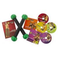 Wholesale 2014 hot sale Zumba Fitness Total Body Transformation System DVD Set from china suppliers