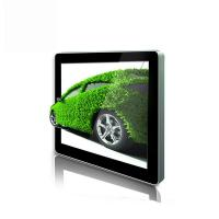 Quality 22 Inch Interactive Wall Mounted Digital Signage Wife Window Android for sale