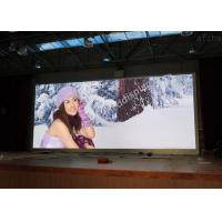 Wholesale P3 / P6 front service Rental indoor Full Color LED Display board with Magnets from china suppliers