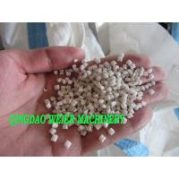 Wholesale PP / PE / ABS Plastic Recycling Equipment Of Cold Cutting Granulate Line from china suppliers