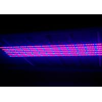 Wholesale Led grow lamp 8R:1B DC24V linear light violet color CE approved for Green house from china suppliers