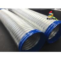 Wholesale High Pressure Semi Rigid Flexible Ducting Aluminum Tube Flexible Air Conditioner Hose from china suppliers
