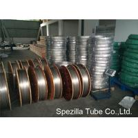 Wholesale Grade TP316L Cold Drawn Seamless Steel Pipe Coiled Stainless Tubing 3/8'' X 0.035'' from china suppliers