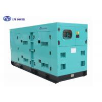 Wholesale Soundproof 250kVA Cummins Diesel Generator for Backup Power , Cummins DG Set from china suppliers