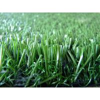 Wholesale Plastic Football Field Fake Turf , Soccer Artificial Grass 30mm Height from china suppliers