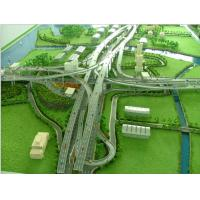 Wholesale City Highway landscape Layout model architectural scale models supplies Government Project from china suppliers
