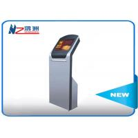 Wholesale OEM 17 19 inch self service kiosk with high security hotel check in from china suppliers