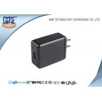 Wholesale 220v GME Innovative Design 3.6v - 6.5v and 6.5v - 9v QC 3.0 UL Type Charger for Cellphone from china suppliers