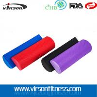 Wholesale Ningbo Virson Exercise solid EVA foam Roller , Mixed Color Yoga Foam Roller from china suppliers