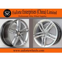 "Wholesale Light Weight  Audi S5 Replica Wheels 18"" Hyper Silver With Aluminum Alloy from china suppliers"