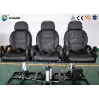 Wholesale Indoor Entertainment 5D Theater System 6 - 12 Person With Metal Flat Screen from china suppliers