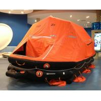 Wholesale 20 person life raf throw-over boad type inflatable life raft from china suppliers
