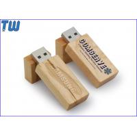 Wholesale Customized Bulk Wooden Bamboo Disk 4GB USB Memory Stick Pen Drives from china suppliers