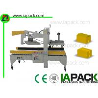Wholesale High Efficiency Secondary Packaging Machine / Automatic Carton Sealing Machine from china suppliers
