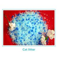 Wholesale Tidy  Lightweight litter Silica Gel Cat Sand from china suppliers