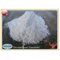 Wholesale White Powder Anabolic Steroid Drostanolone Enanthate CAS13425-31-5 for Bodybuilding from china suppliers