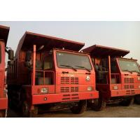 Wholesale big loading Mining dump truck 371 horsepower Left hand steering Vehicle from sinotruk from china suppliers