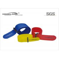Wholesale Stretchy Velcro One Wrap Straps , Wide Velcro Straps For Cables 20mm - 30mm Size from china suppliers
